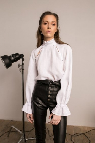 LA BOHEME BLOUSE & ROCK'N'ROLLA PANTS