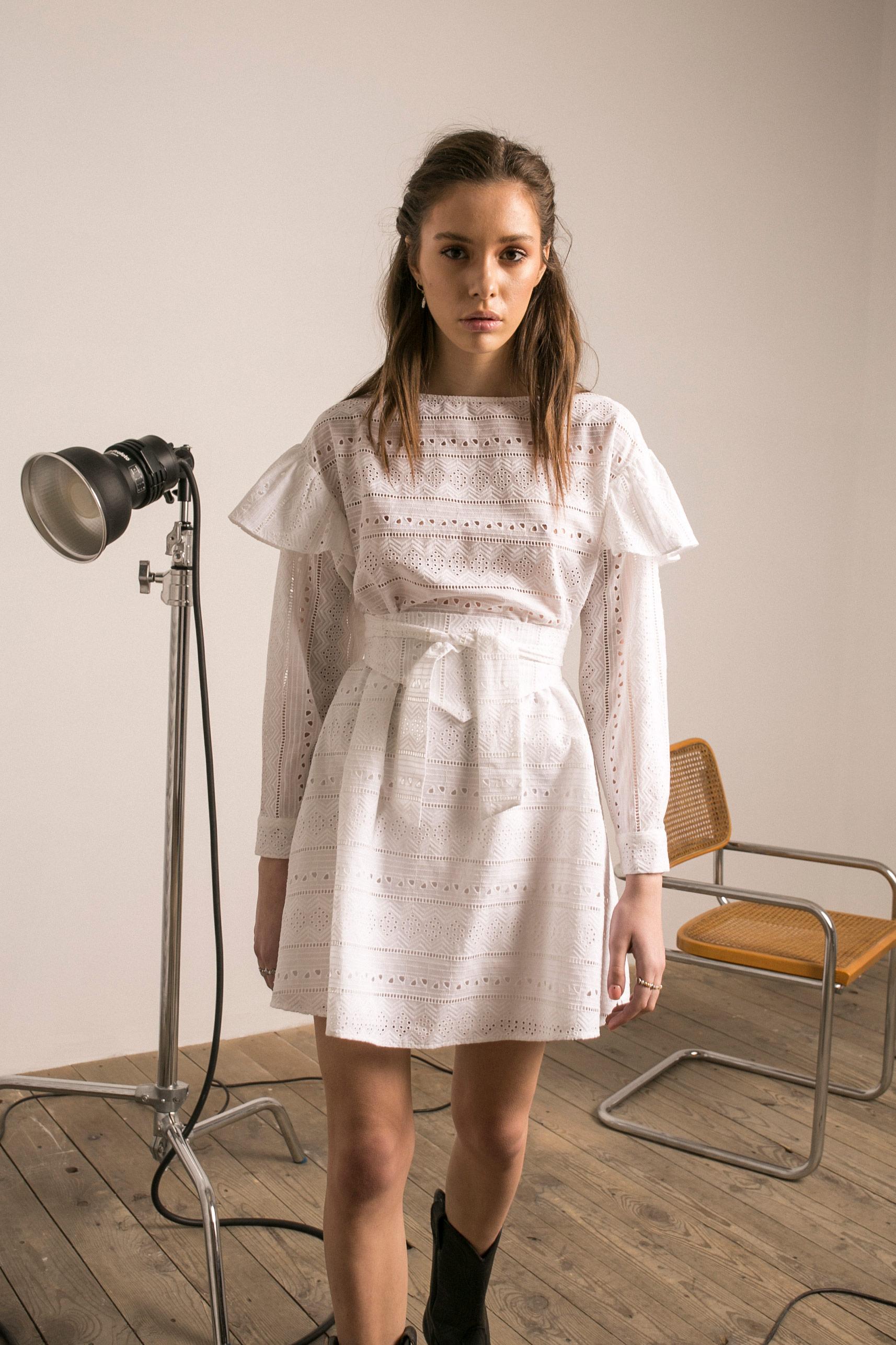 SANGALLO DRESS