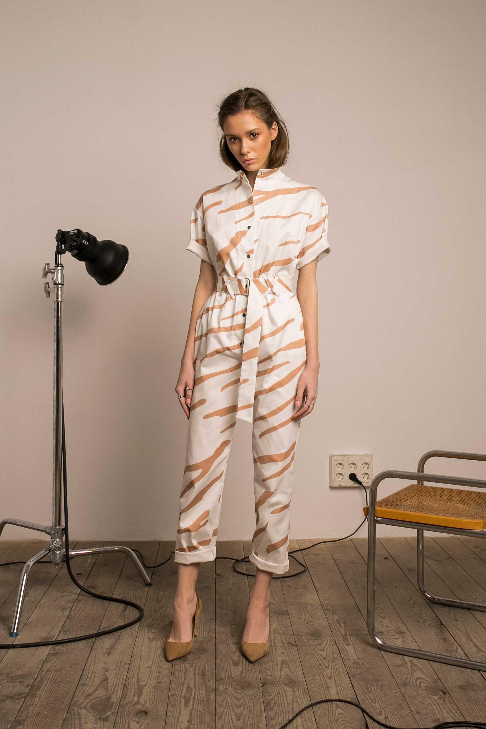 SAFARI BOILERSUIT