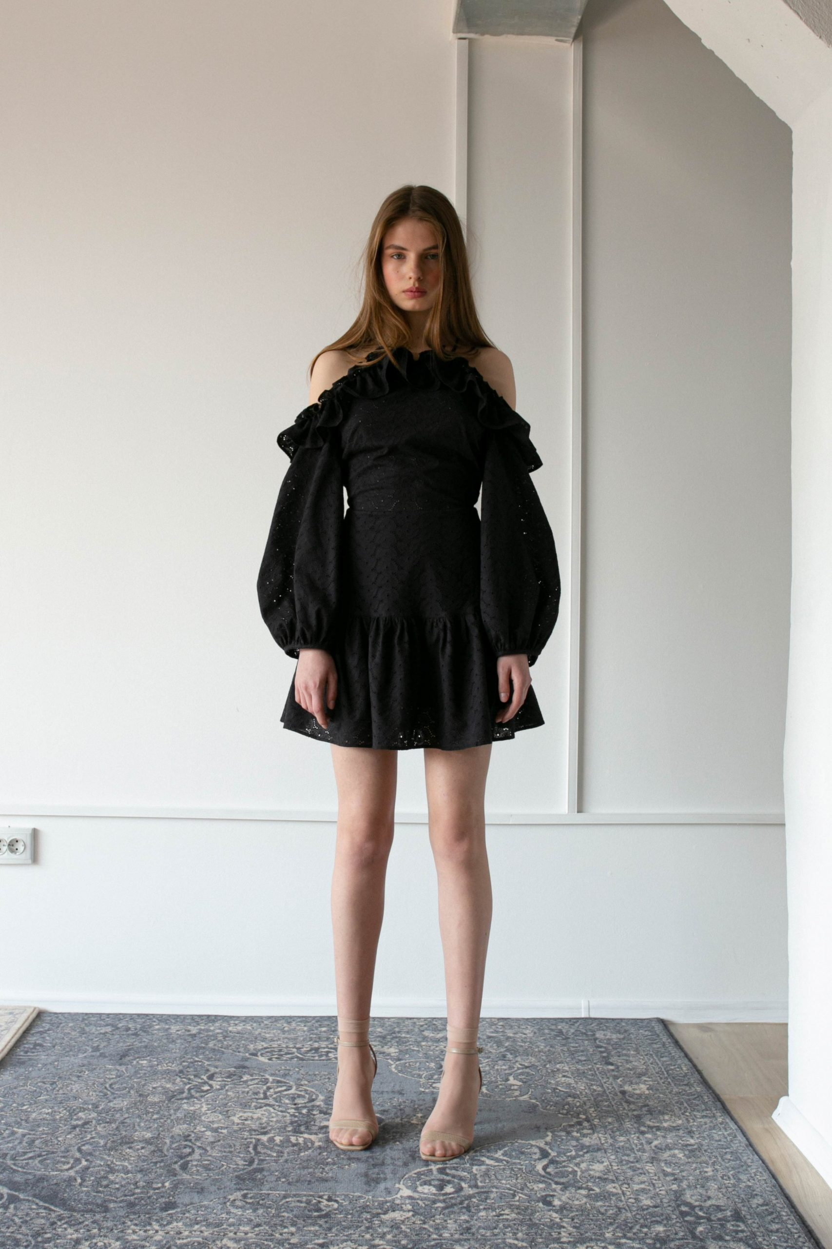 RAQUETTE SS20 - The Afterdark dress