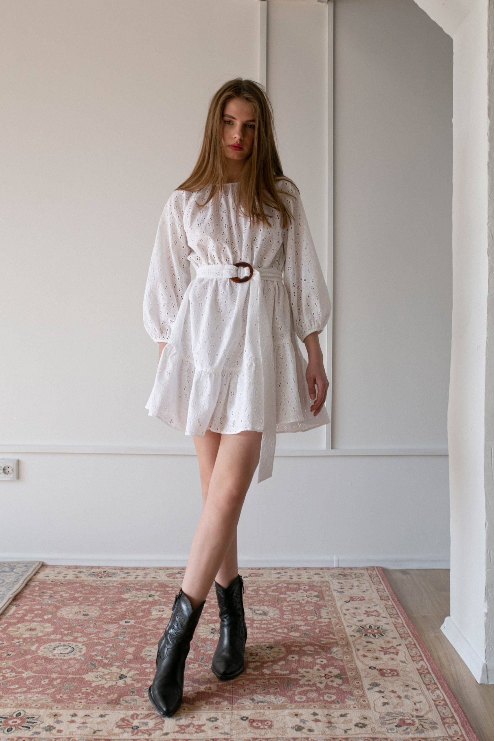 RAQUETTE SS20 - Le Chemise dress